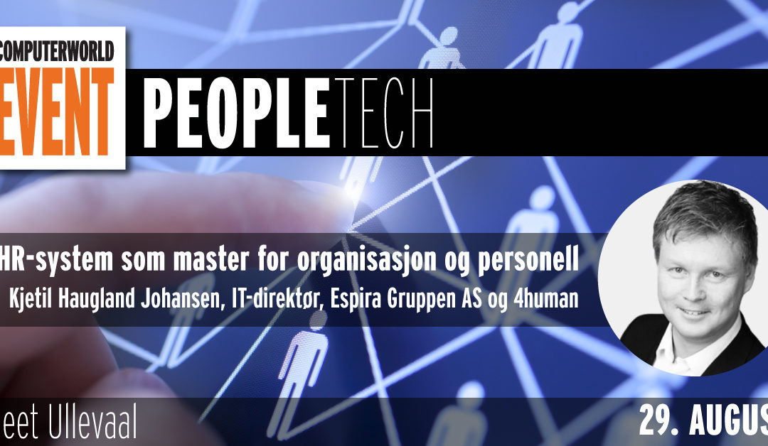PeopleTech 2019 | 29. august